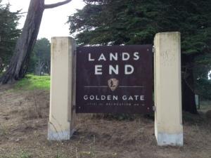 LandsEndTrailSign